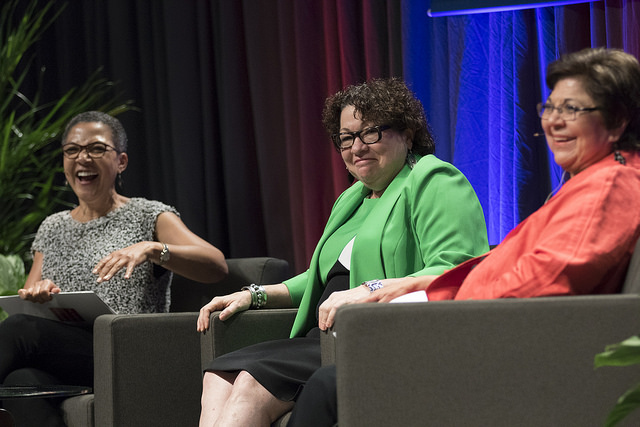 An Evening with Judge Sotomayor