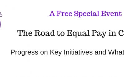 Free Special Event – The Road to Equal Pay in Colorado