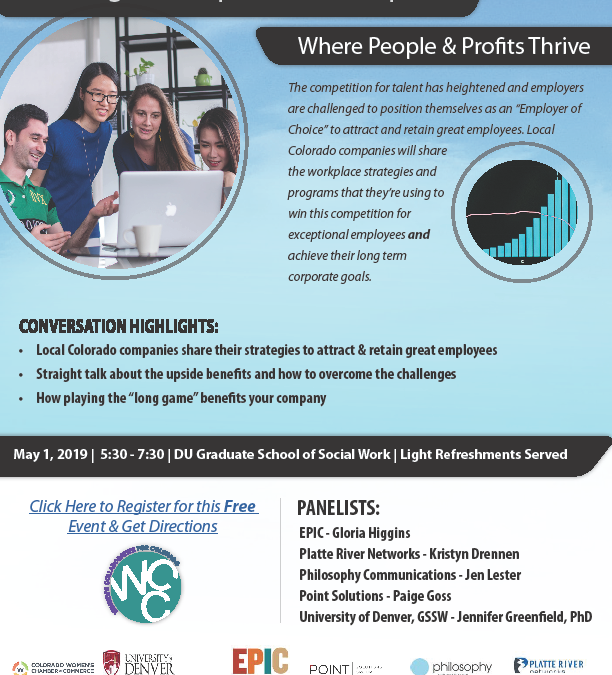 Creating a Competitive Workplace Panel Discussion